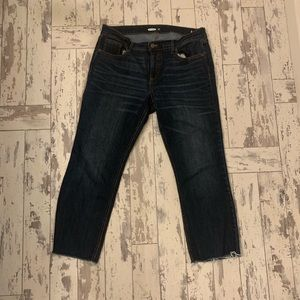 Old Navy flare ankle jeans size 12